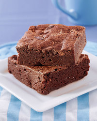 3-Ingredient Nutella Brownies