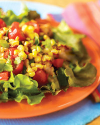 Southwest Style Chopped Salad