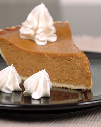 No-Bake Pumpkin Pie