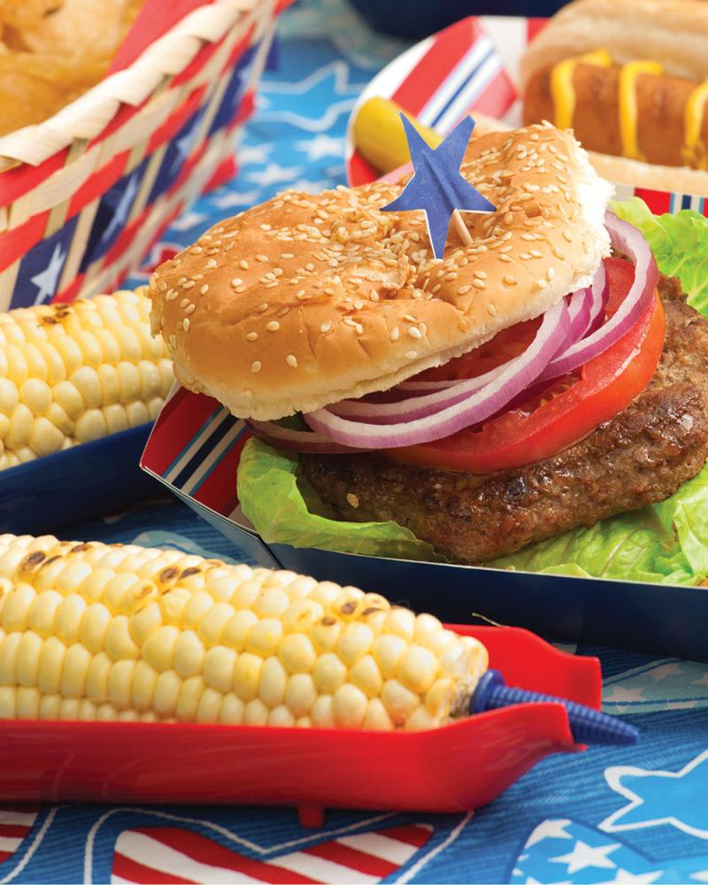 Star Spangled Scrumptious!