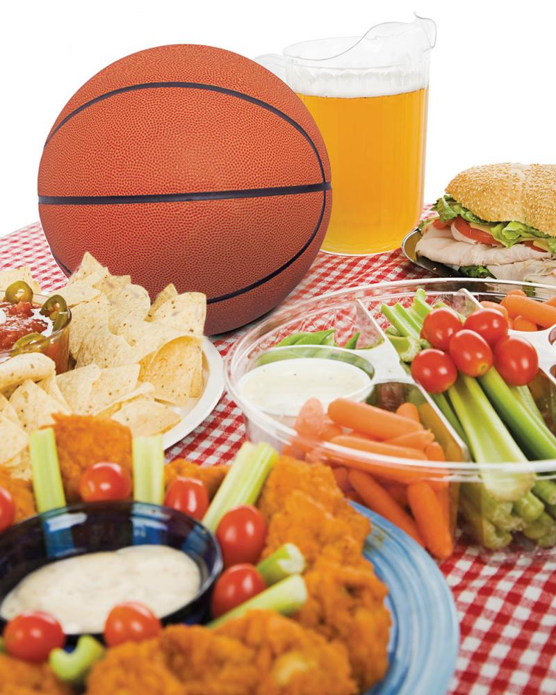 The Tastiest Dishes for the Best Championship Games